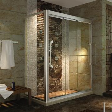 正华泰玻璃淋浴房